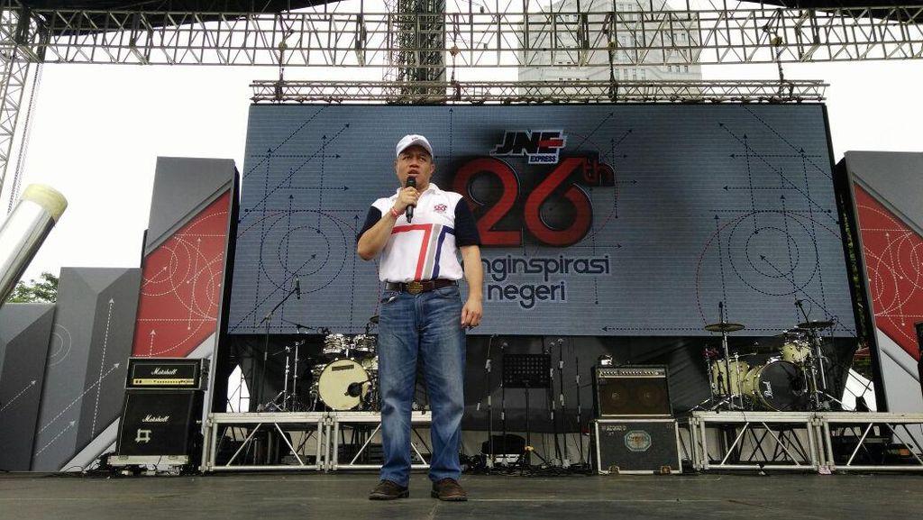 Bos JNE Bicara Soal Langkah Jokowi Bikin Harga BBM di Papua Sama dengan Jawa