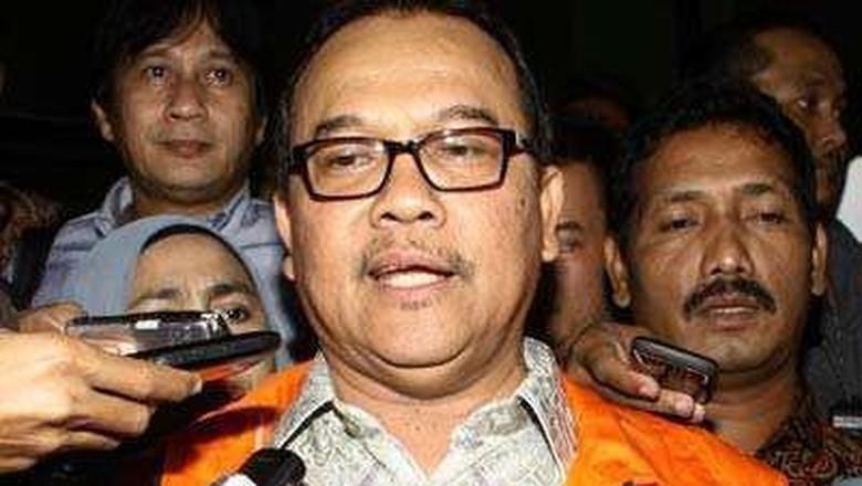 MA Sunat Hukuman Eks Gubernur - Pekanbaru Mahkamah Agung mengabulkan permohonan peninjauan kembali yang diajukan eks Gubernur Riau Rusli Dalam putusan Rusli mendapat potongan