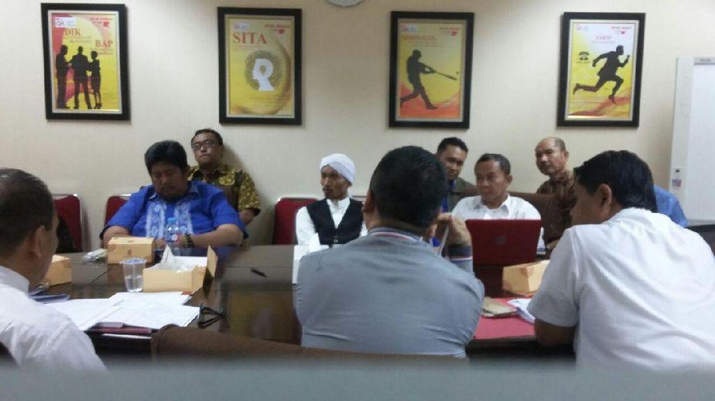 Bos Pandawa Group Diperiksa OJK dan Bareskrim Secara Tertutup