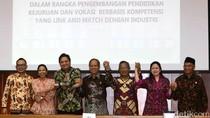 5 Kementerian Dukung SMK