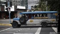 Jeepney, Bekas Kendaraan Perang Jadi Transportasi Umum di Filipina