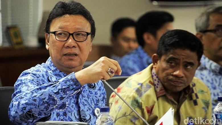 Mendagri Minta Warga Indonesia Tiru Korut yang Hormati Pemimpin