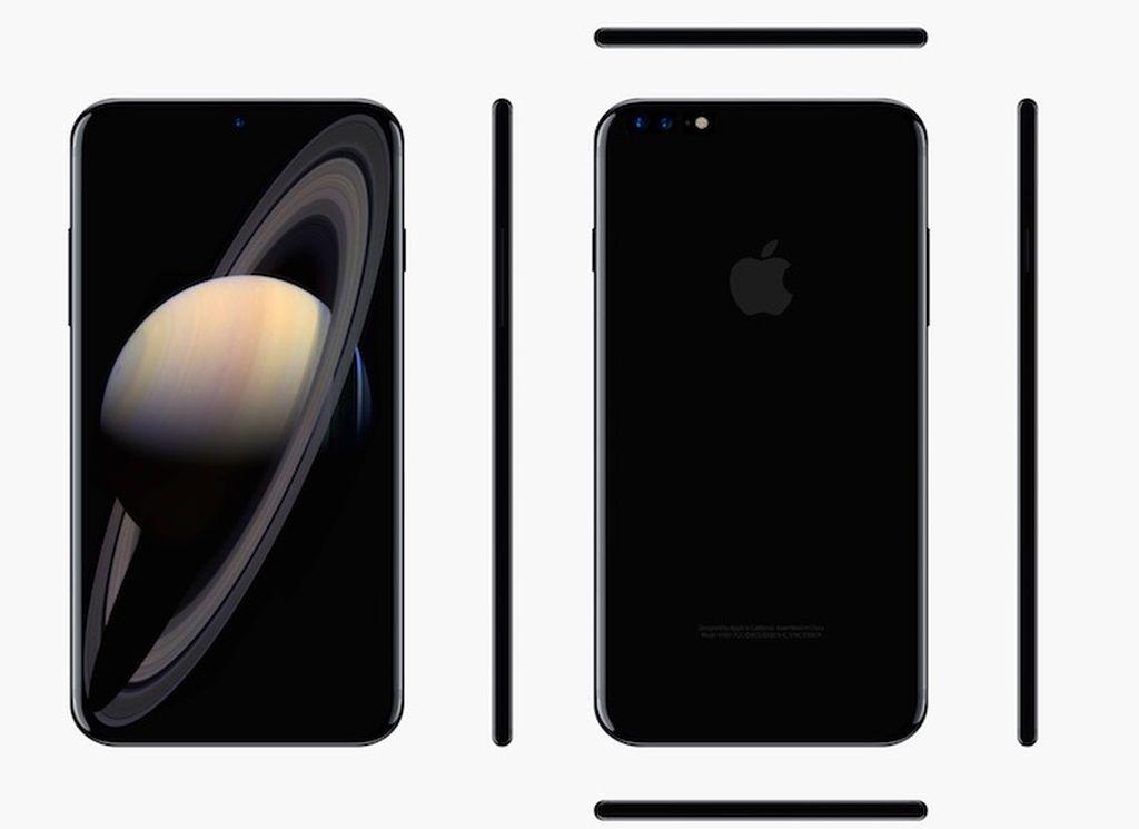 Apple disebut bakal menyiapkan lebih dari dua varian iPhone 8. Selain ukuran layar 4,7 inch dan 5,5 inch, konon perusahaan Cupertino, Amerika Serikat ini juga menyiapkan varian 5,8 inch.Foto: idropnews