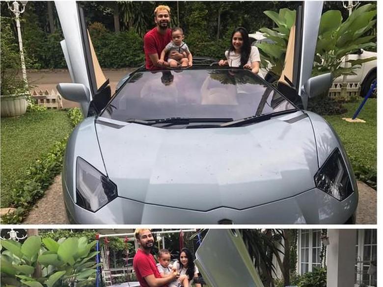 Inikah Lamborghini Baru Milik RaffI Ahmad?