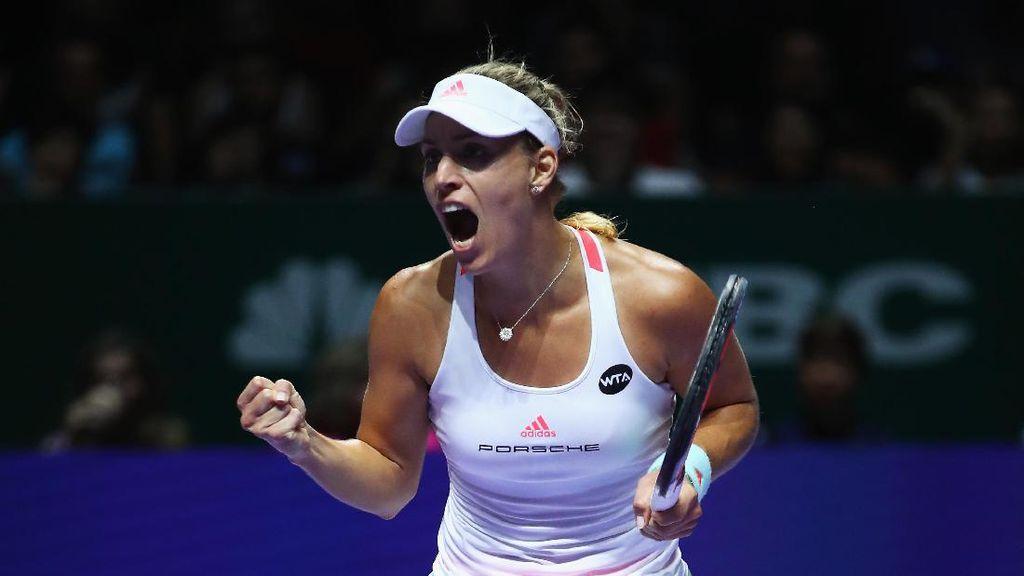 Bakat Unik Bintang Tenis Slovakia, Bisa Bedakan Bola dari Baunya