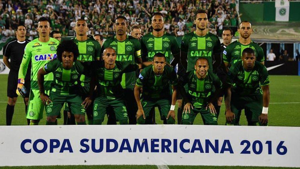 Nasib Tragis Chapecoense, Leicester-nya Brasil