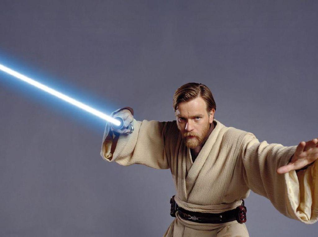 Lucasfilm Buat Trologi Tentang Obi-Wan Kenobi pada 2019