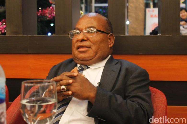 Polisi: Gubernur Papua Tersangka Pelanggaran Pilkada Tolikara