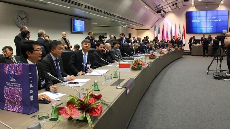 RI Bekukan Sementara Keanggotaan di OPEC, Ini Alasannya