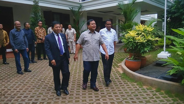 Sekjen Gerindra: Prabowo Tak Ikut Aksi 2 Desember