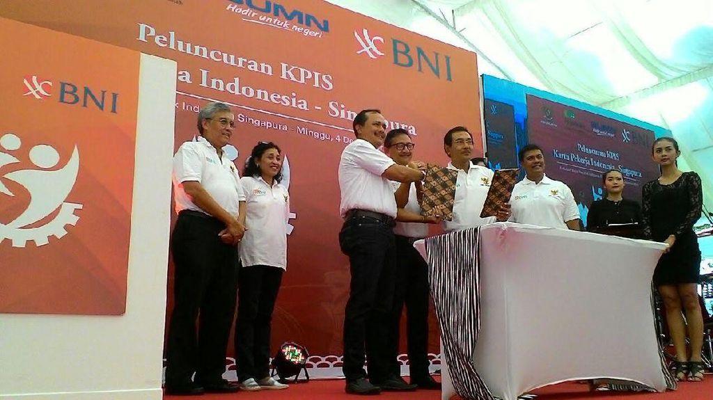 BNI Jajaki Pembuatan Kartu Khusus untuk TKI di Malaysia dan Hong Kong