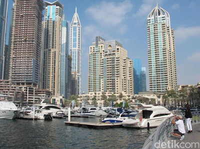 Mimpi Dubai Menjadi Kota yang Paling Banyak Dikunjungi Turis