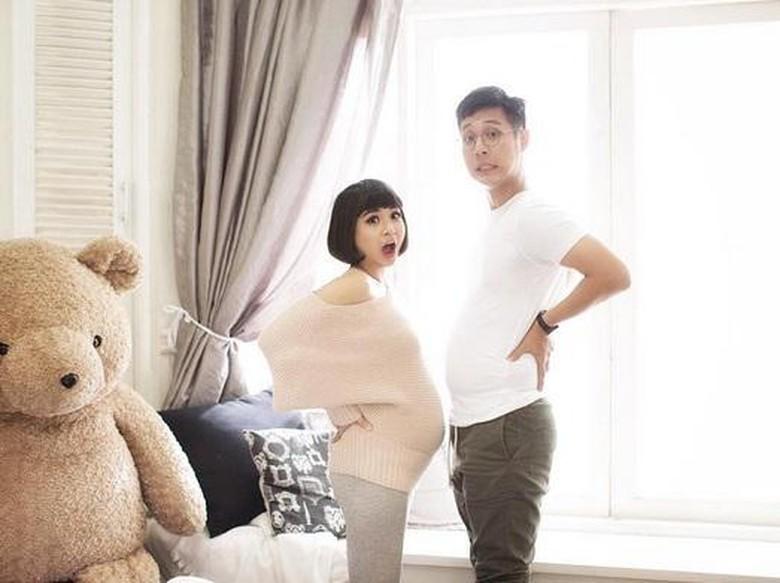 Putri Titian Dimiripkan Nagita Slavina, Ini Kata Junior Liem