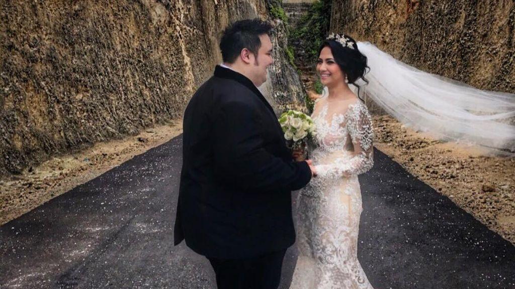 Sudah Lamaran dan Bakal Menikah, Vanessa Angel Putus dari Didi Soekarno?