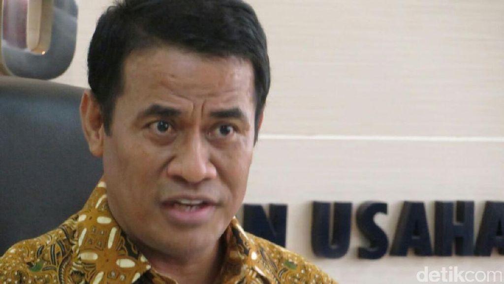 Mentan Sebut Kasus Dugaan Antraks di Yogyakarta Berasal dari Sapi
