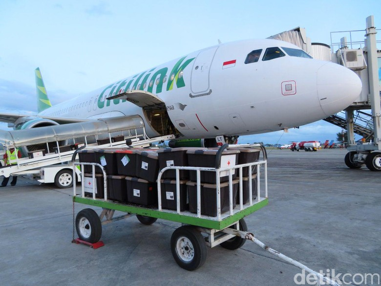Citilink Bantah Keluhan Viral Penumpang - Jakarta Pemilik akun mengunggah kekesalannya di media sosial karena tak bisa naik pesawat Dia mengaku terlambat menit dan