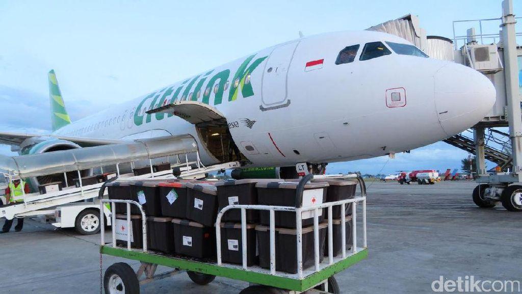 Merokok Saat Hendak Masuk Pesawat, Penumpang Citilink Diturunkan