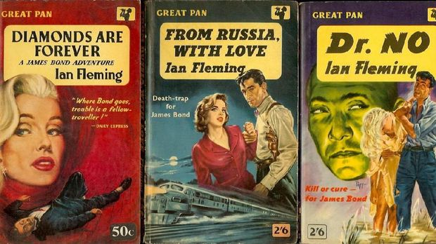 Novel James Bond 'Forever and a Day' untuk Pembaca Generasi Milenial