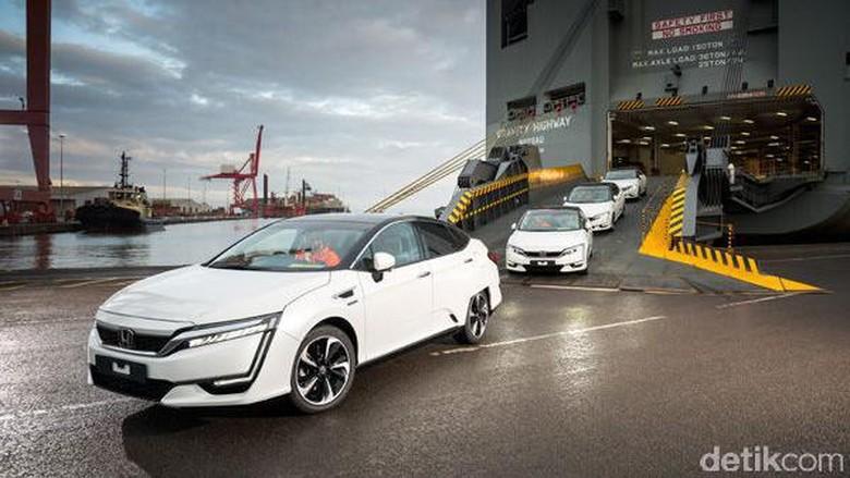 Populerkan Mobil Hidrogen, Honda Rayu Beberapa Perusahaan