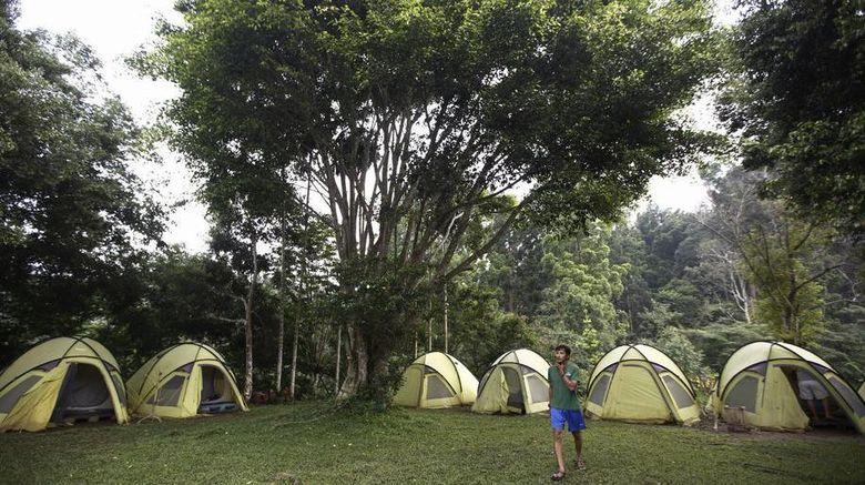 Suasana liburan di Sukabumi (Rachman Haryanto/detikTravel)