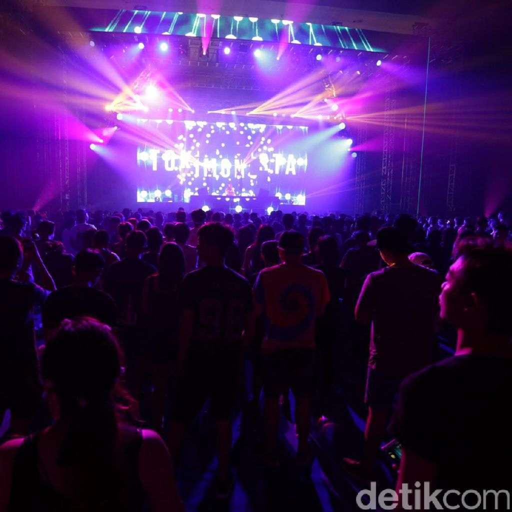 Musik Dance Tak Harus Bising