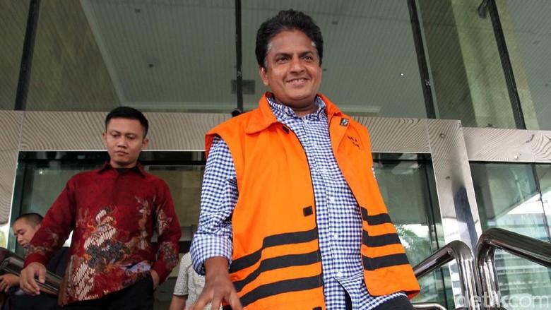 Adik Ipar Jokowi Bantah Bertemu Dirjen Pajak untuk Urusi PT EKP
