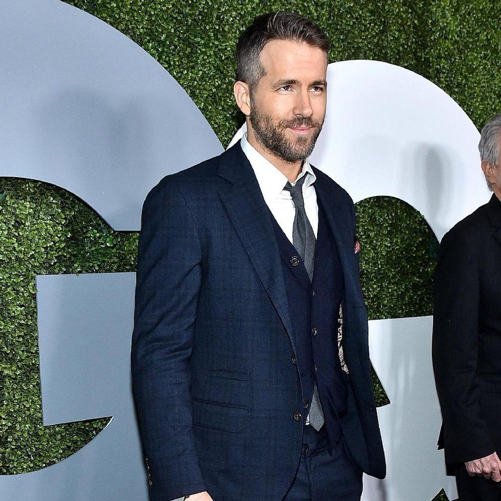 Pasca Gabung dengan Disney, Fox Kontrak Ryan Reynolds untuk Tiga Tahun Lagi