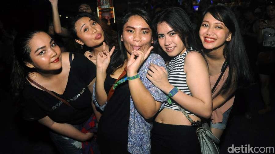 Swedia Rawan Pemerkosaan, Festival Musik di Indonesia Aman