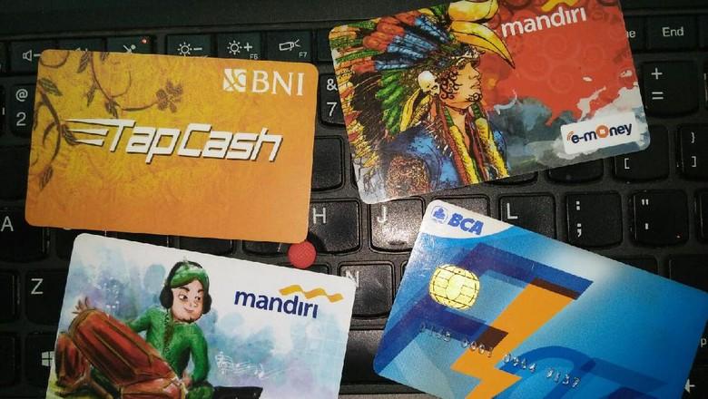 Isi Ulang e-Money Bebas Biaya, Kecuali di Tempat-tempat Ini