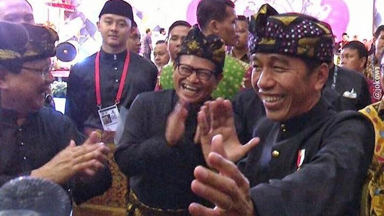 Survei RTK Soal Elektabilitas: Jokowi 29,8% dan Prabowo 17,4%