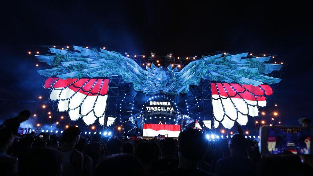 DWP Ingin Buktikan Indonesia Punya Festival Kelas Dunia