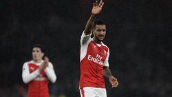 Tinggalkan Arsenal, Walcott Resmi Gabung Everton