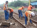 Jokowi Geram Soal Rel Kereta Sulsel, Menhub Jumat ke Lokasi
