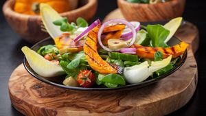 Flexitarian Masih Akan Digemari Sebagai Makanan Sehat Tahun Depan