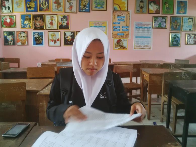 Ini Asa Firda, Siswi SMA yang Status FB-nya Viral dan Tuai Pujian dari Netizen