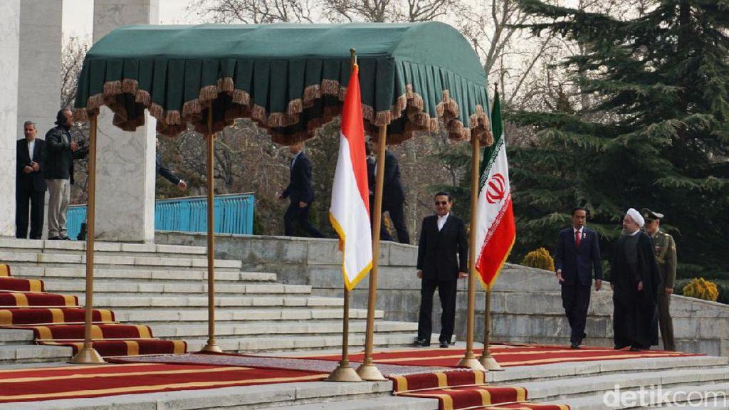 Kerja Sama RI-Iran di Sektor Energi Dibahas Akhir Februari