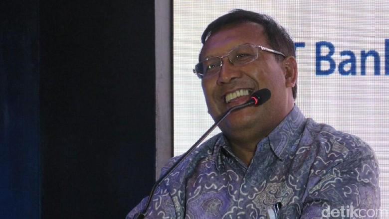 Dicopot, Ahmad Bambang Baru Jabat Wadirut 3 Bulan