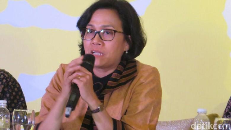 Sri Mulyani Sedih Dana Pendidikan Rp 400 T, Masih Ada Sekolah Rusak