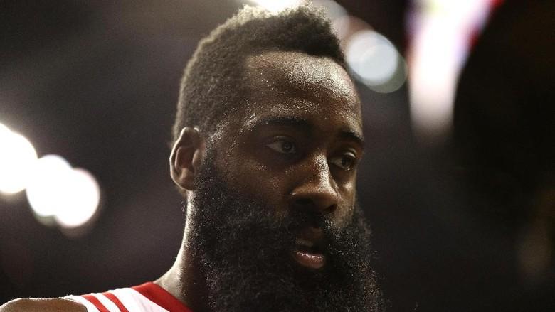 Harden Buat Triple-double ke-17, Bantu Rockets Kalahkan Lakers