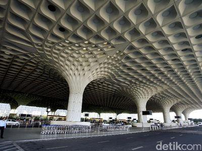 Bandara Mumbai Pecahkan Rekor Dunia, 969 Penerbangan dalam 24 Jam
