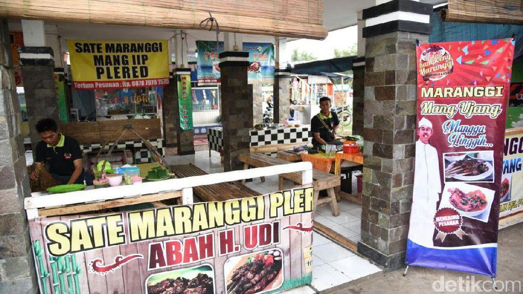Libur Akhir Tahun Ini, Yuk Icip-icip Sate Maranggi di Purwakarta