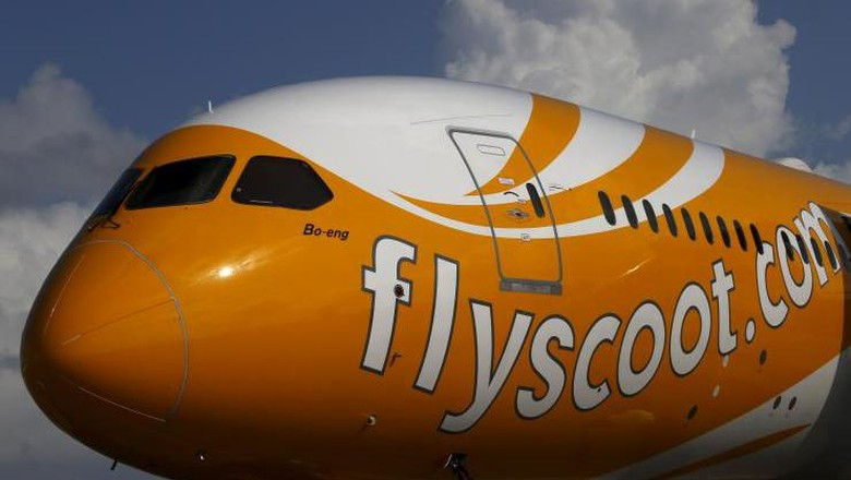 Armada Scoot Airlines (Edgar Su/Reuters)