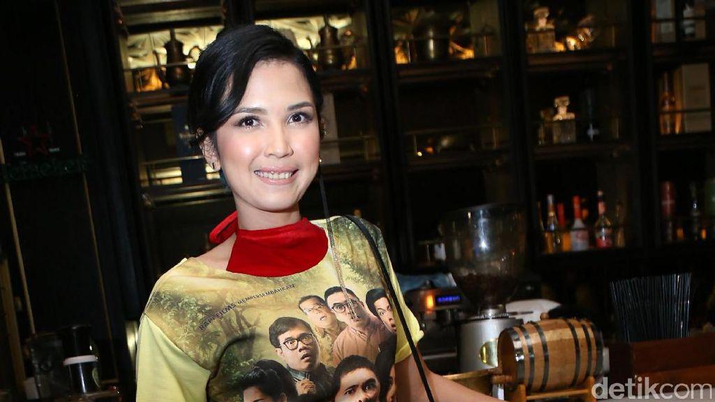 Tinggal di Bali, Dinda Kanya Dewi Tak Tertarik Punya Cowok Bule