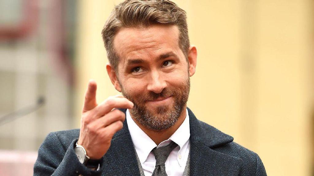 Ryan Reynolds Bintangi Live-Action Pokemon sebagai Pikachu