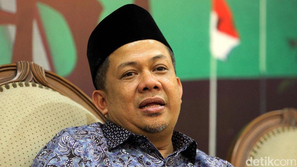Minta Maaf, Cuitan Babu Fahri Hamzah Banjir Kritik