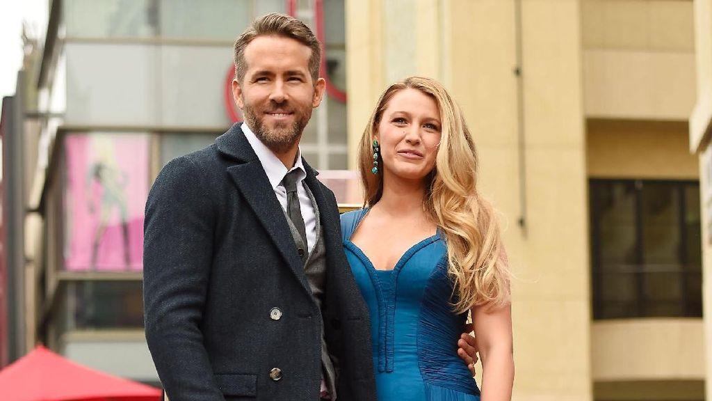 Ryan Reynolds Ungkap Alasan Jatuh Cinta Pada Blake Lively
