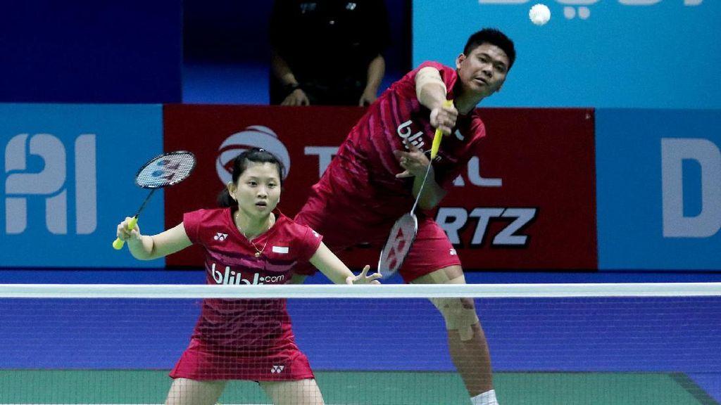 Ini Daftar Pemain Indonesia ke Kejuaraan Asia Bulutangkis 2017