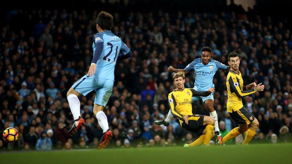 Dobel Big Match: City vs Arsenal dan Chelsea vs MU