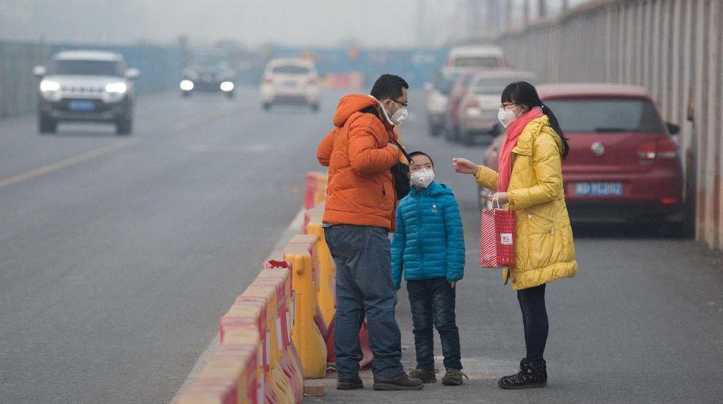 4 Kondisi Kesehatan yang Diakibatkan Perubahan Iklim