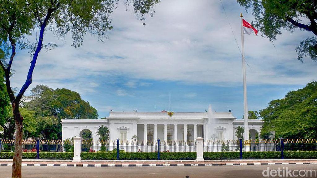 RI Peringkat 1 dalam Tingkat Kepercayaan Terhadap Pemerintah